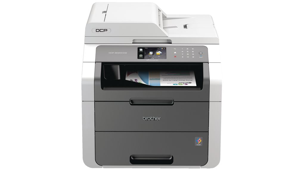 Brother DCP-9020CDW Review